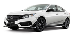 Làm chìa khóa xe Honda Civic 2017