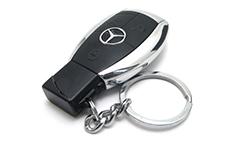 Hướng dẫn cách thay pin chìa khóa xe Mercedes